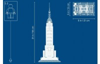 [ Black Friday 2020 ] LEGO Empire State Building