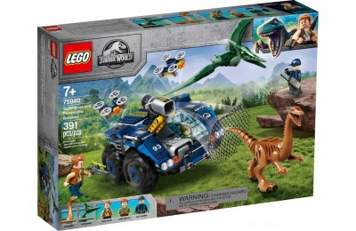 [ Black Friday 2020 ] LEGO Gallimim i pteranodon: ucieczka