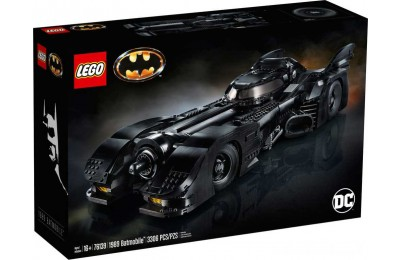 [ Black Friday 2020 ] LEGO 1989 Batmobile™