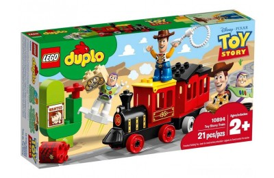 [ Black Friday 2020 ] LEGO Pociąg z Toy Story