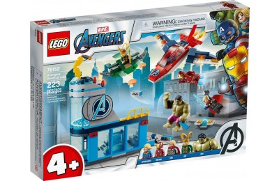 [ Black Friday 2020 ] LEGO Avengersi — gniew Lokiego