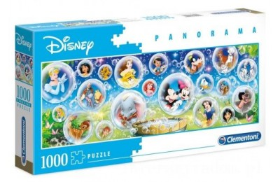 [ Black Friday 2020 ] CLEMENTONI PUZZLE PANORAMA 1000el. DISNEY CLASSIC 39515