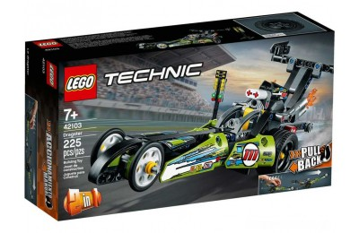 [ Black Friday 2020 ] LEGO Dragster