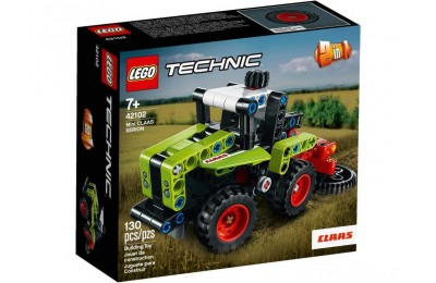 [ Black Friday 2020 ] LEGO Mini CLAAS XERION