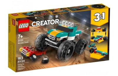 [ Black Friday 2020 ] LEGO Monster truck