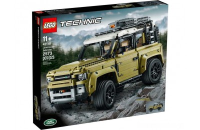 [ Black Friday 2020 ] LEGO Land Rover Defender