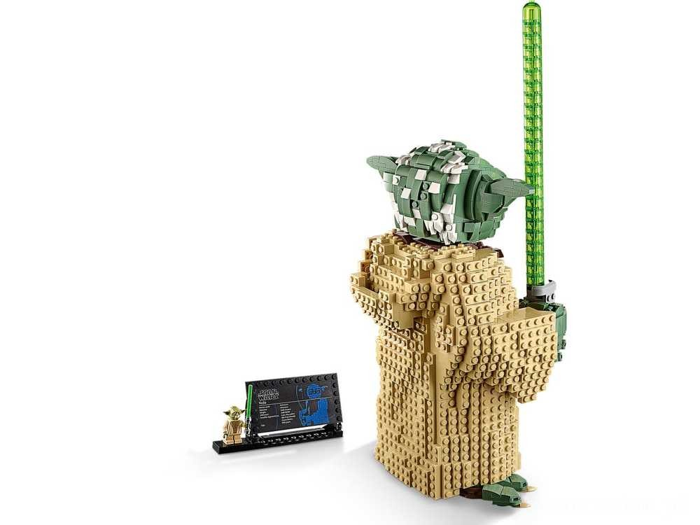 [ Black Friday 2020 ] LEGO Yoda™